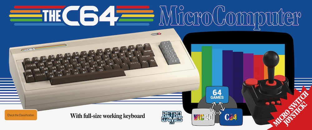 Commodore 64 Re-Release Coming December - SmartHouse