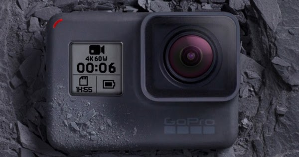 GoPro GoPro Hero 8 & Max Leaked Ahead Of Release