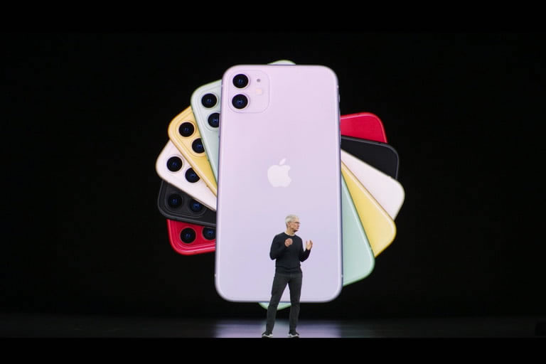 apple iphone 11 Apple snares 54pc of Australian  smartphone market