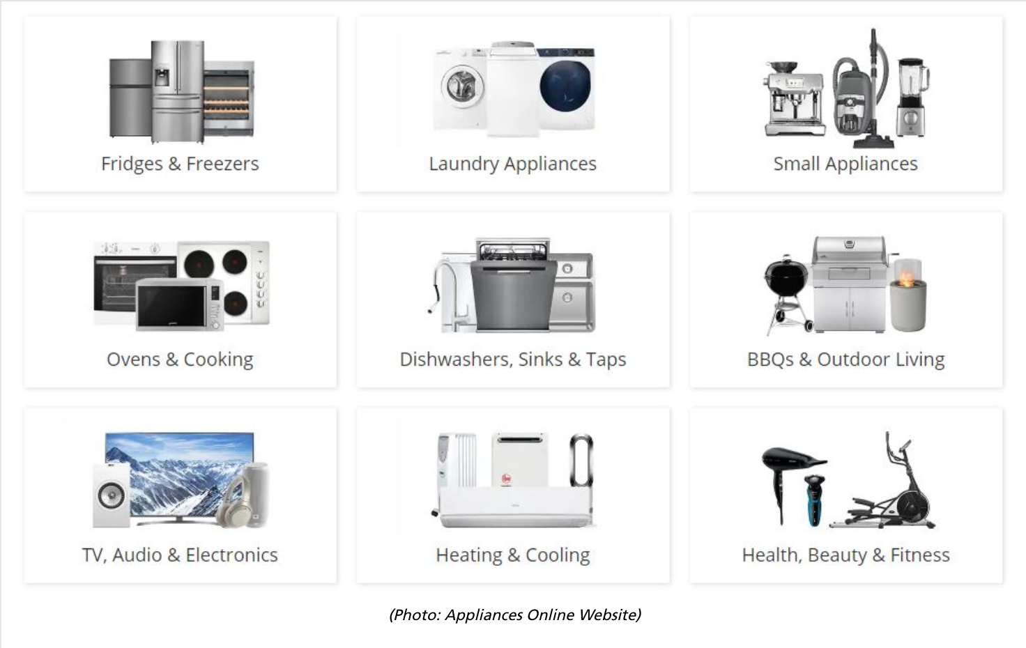 Screen Shot 2020 02 11 at 3.47.45 pm Appliances Online Partners With Klarna For 'Flexible Shopping