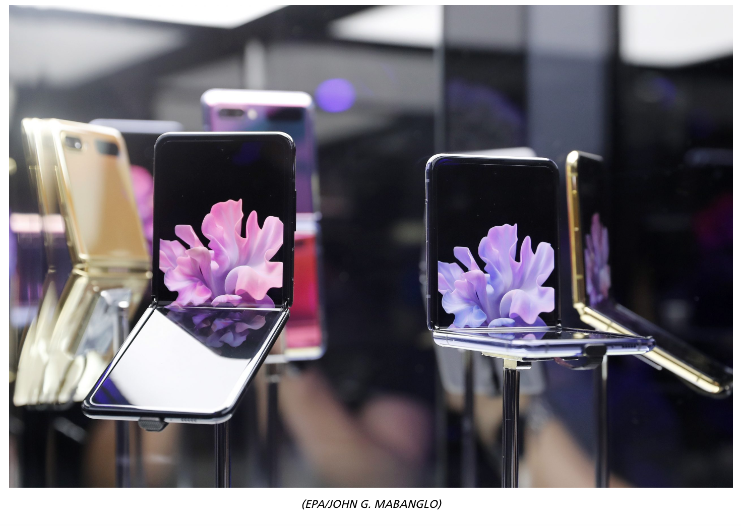 Screen Shot 2020 02 18 at 4.16.27 pm Is Samsung Working On A Galaxy Fold 2? Everything You Need To Know