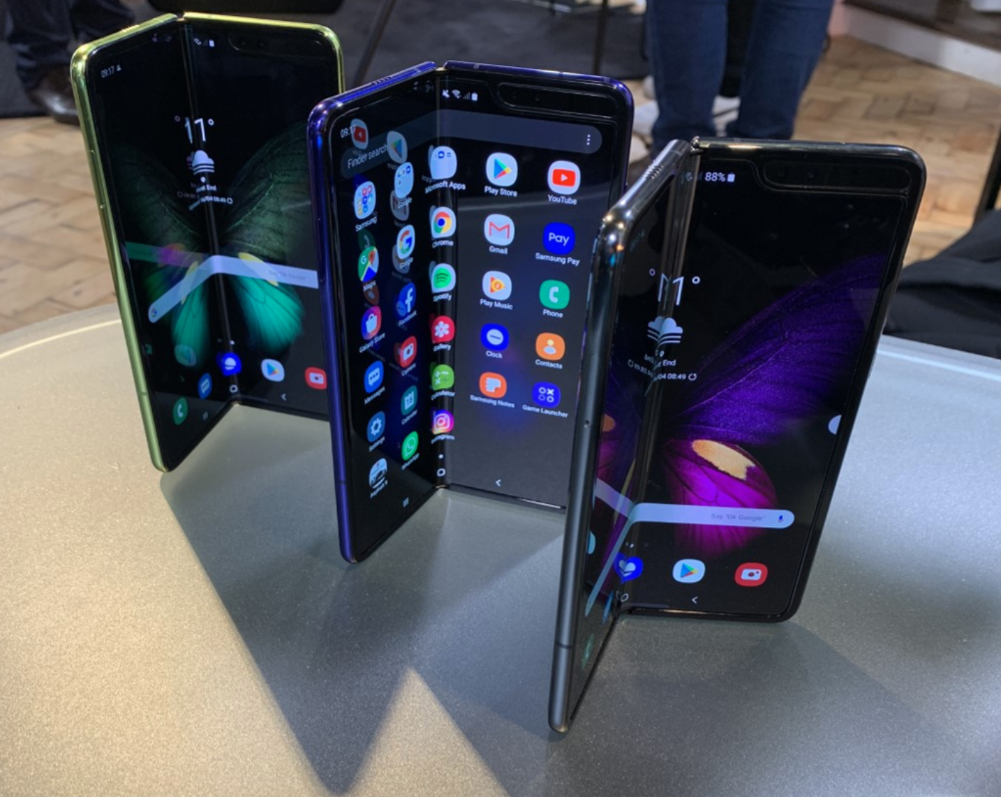 Screen Shot 2020 02 18 at 4.17.05 pm Is Samsung Working On A Galaxy Fold 2? Everything You Need To Know