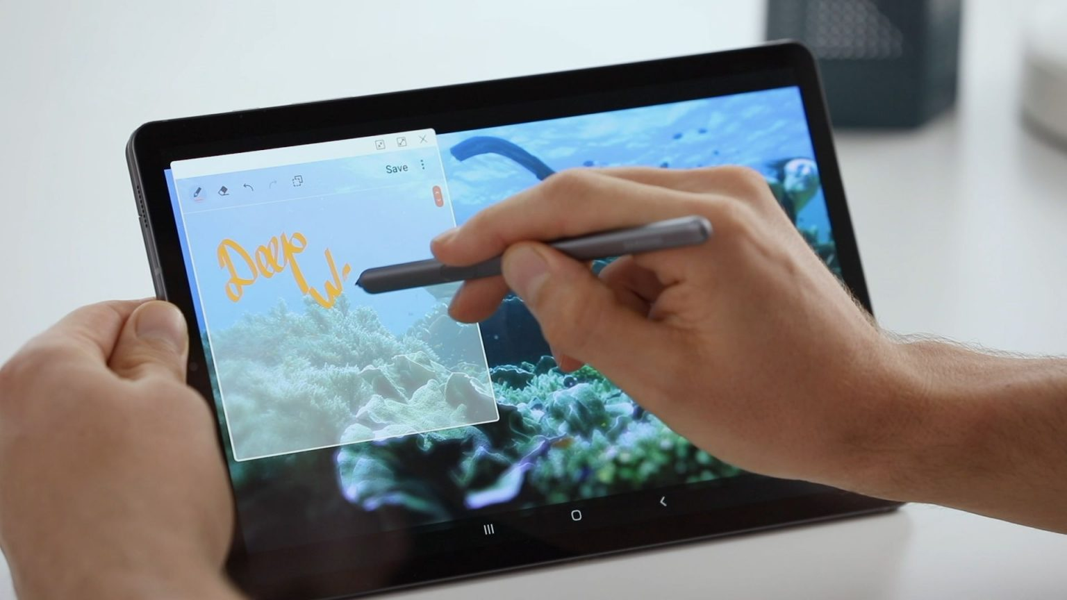 %name Review: Samsungs Creative & Immersive Galaxy Tab S6 Lite