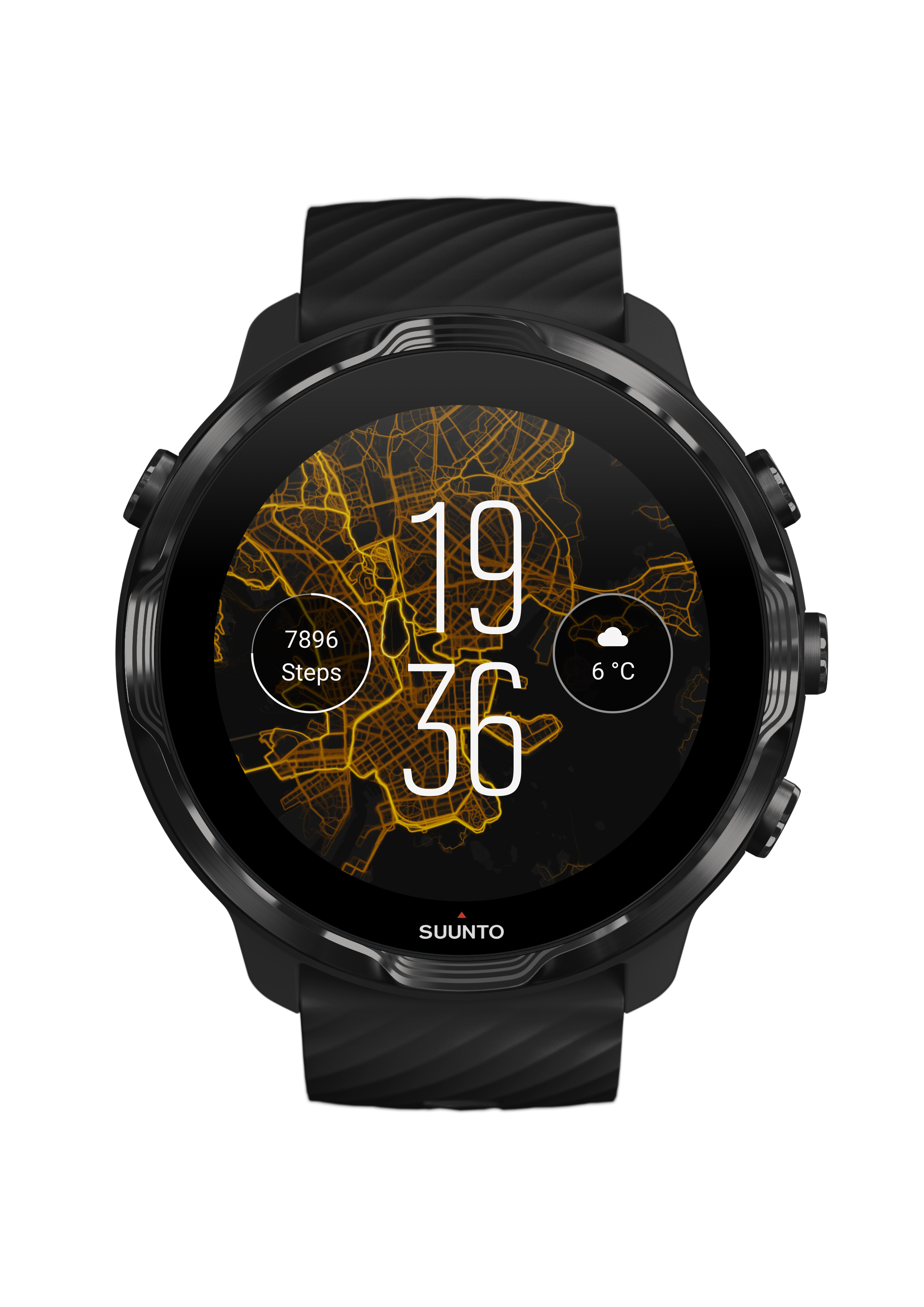 allblack front watchface heatmap helsinki Father's Day Gift Ideas For The Tech Savvy Dad