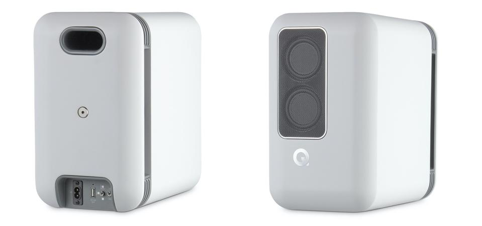 Q Acoustics Speakers 2 New Q Acoustic Active Speakers That Look Like Speed Cameras Slammed