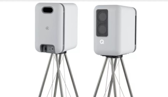 Q Acoustics Speakers 3 New Q Acoustic Active Speakers That Look Like Speed Cameras Slammed