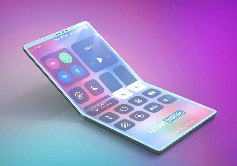 Apple Begins Testing For Foldable iPhones, Upgrades For ...