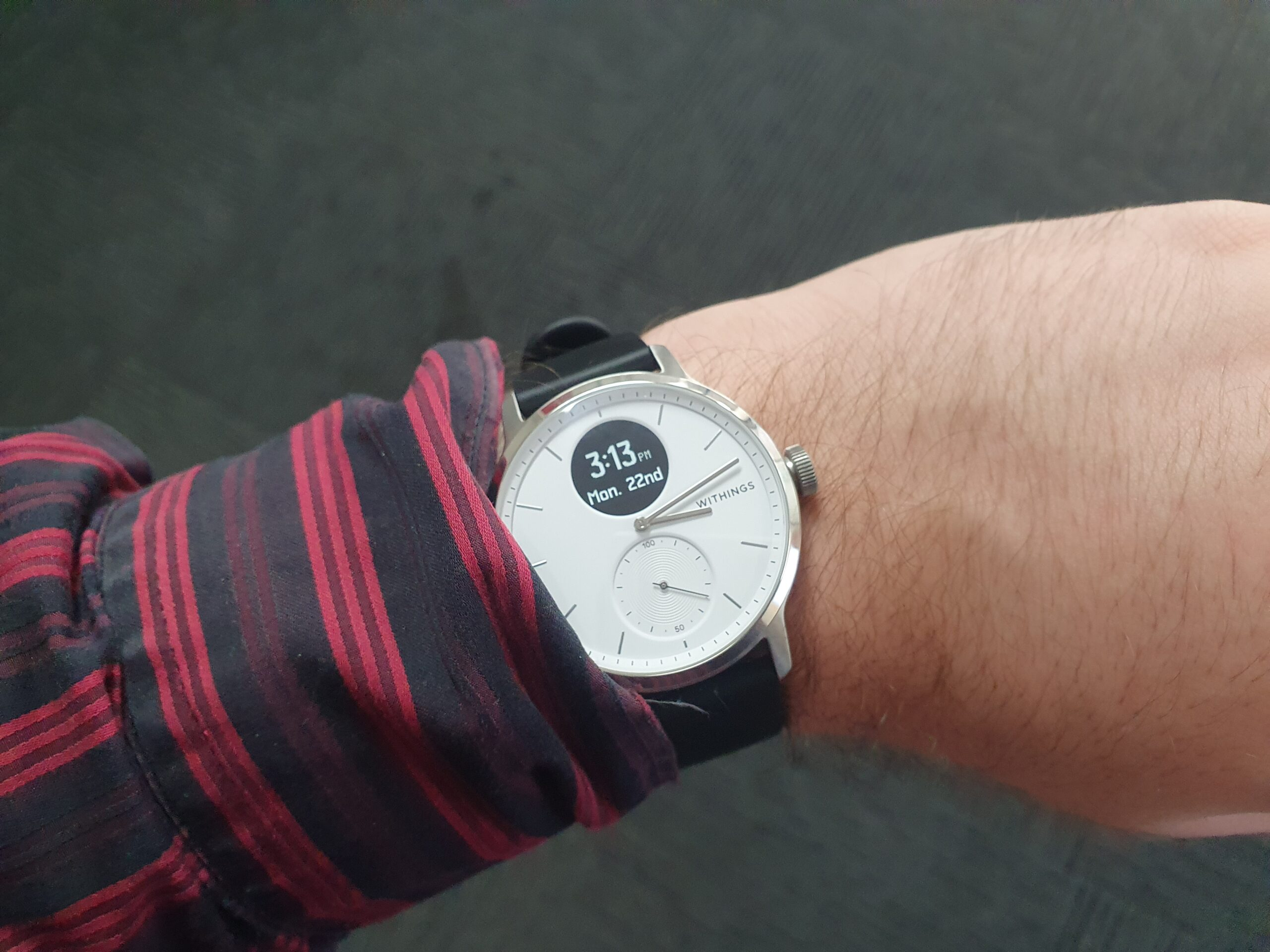20210222 151302 scaled REVIEW: Withings ScanWatch   Jack of Two Trades, Master of One