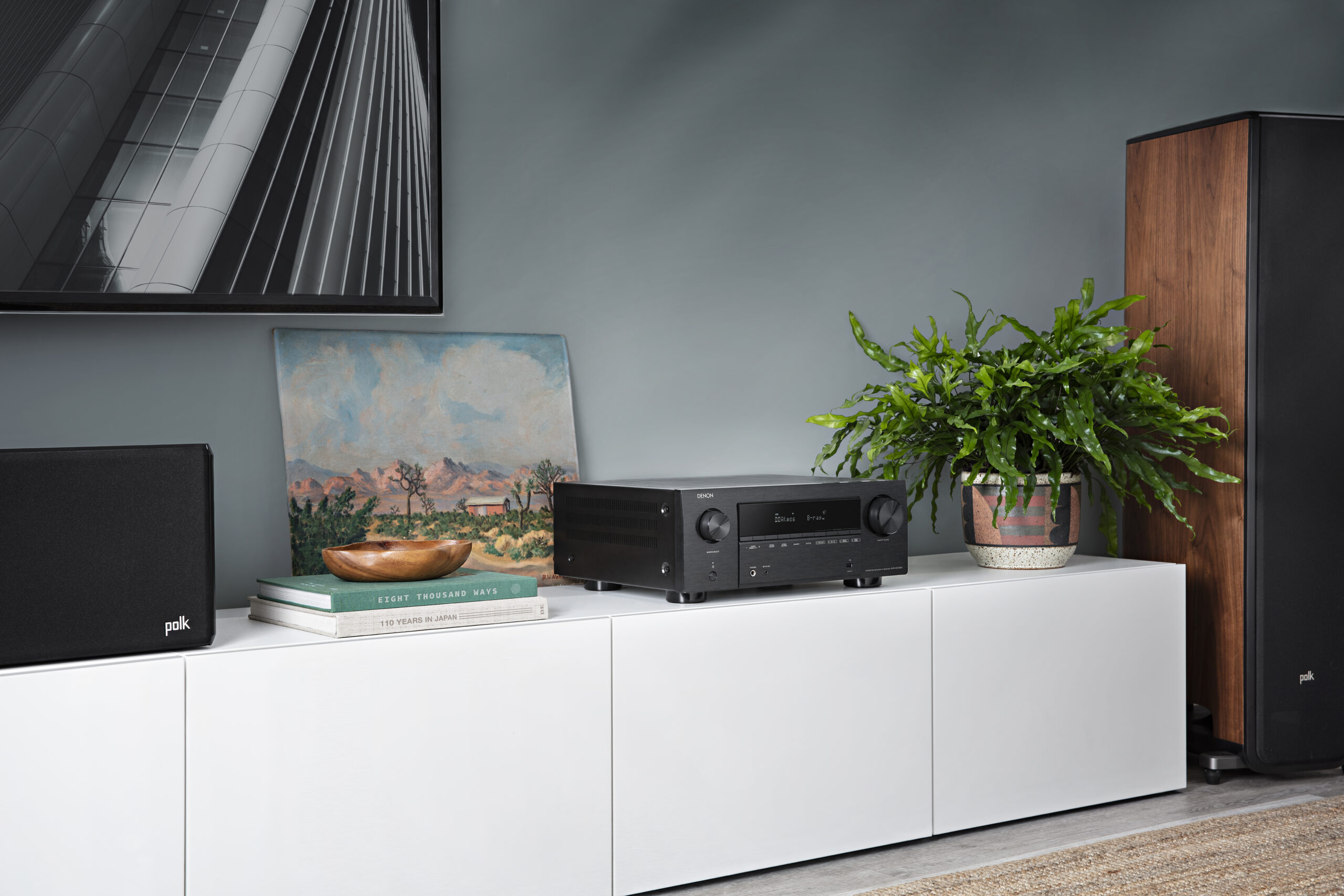 Denon AVC X3700 Lifestyle1 E2 E1C scaled Denon Launches Five New Home Theatre AV Receivers