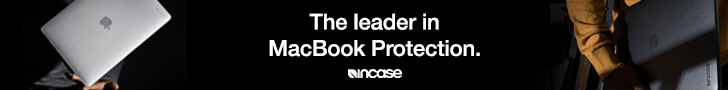 Incase LeaderBoard 728x90 Apple Kicks Out Google Maps; Launches 15 Retina MacBook