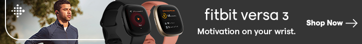 Versa3 Leaderboard 728x90 Nikes GPS Watch Is An Invisible Exercise Companion