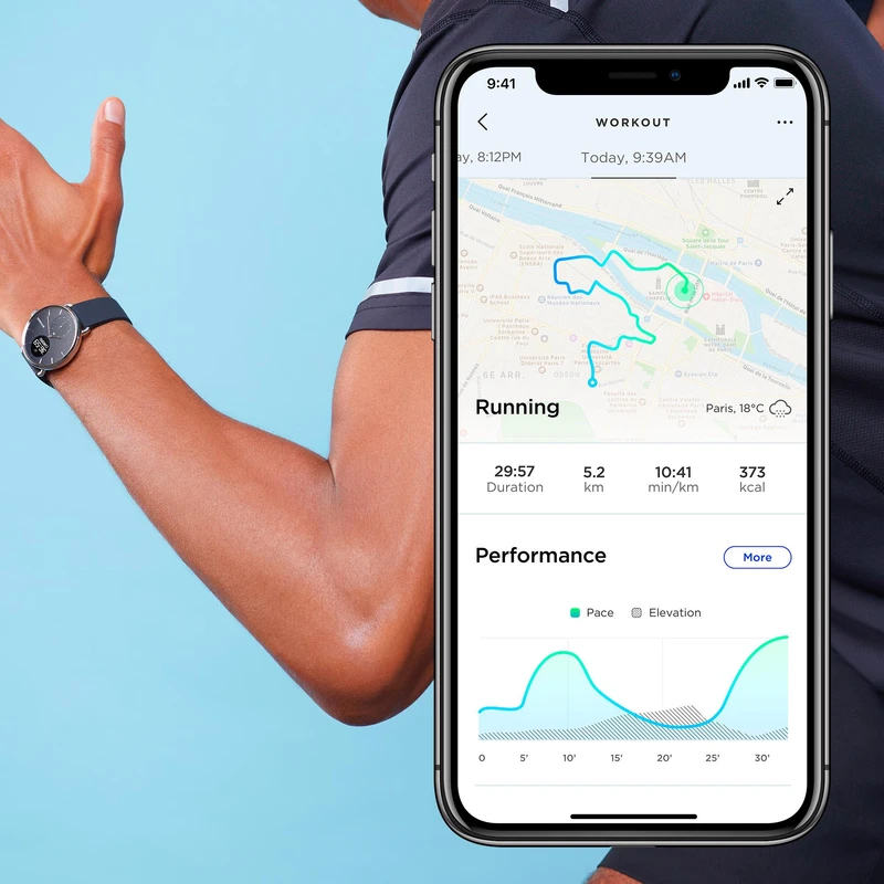 withings scanwatch app REVIEW: Withings ScanWatch   Jack of Two Trades, Master of One