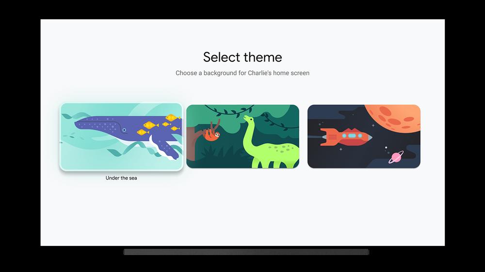 Theme Selection.max 1000x1000 1 Google TV Adds Kids Profiles