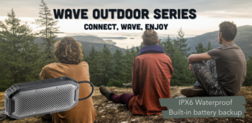 Wave 1020x500 1 360x176 REVIEW: The Wave Outdoor Series II Speaker Is A Rugged Beast Made For Adventure