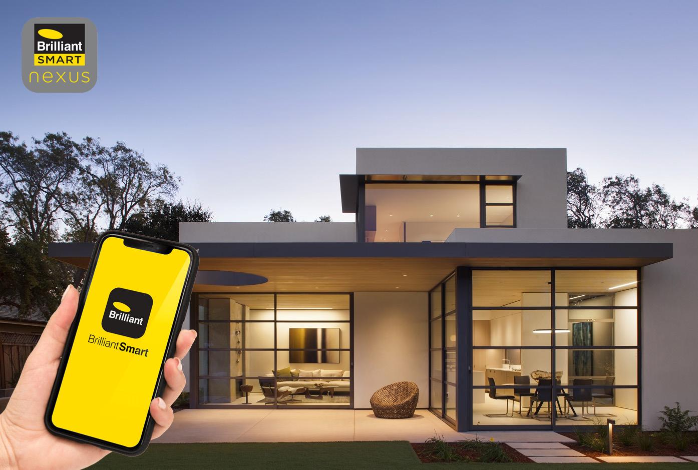 brilliant nexus SmartHouse Best Of The Best Awards 2020: Smart Home Management