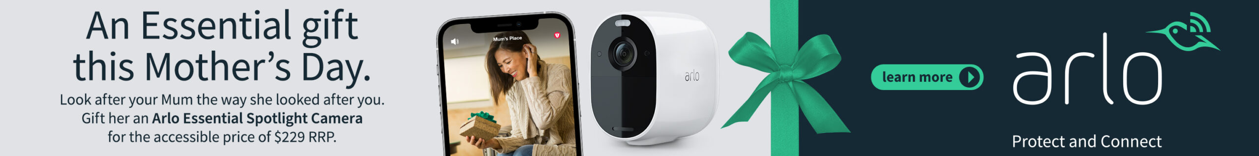 ARL0355 Arlo Essential Spotlight Mothers Day 2021 Banner 728x90 FA scaled CES 2018: Swann Debuts Two Way Video Doorbell & Voice Control Support