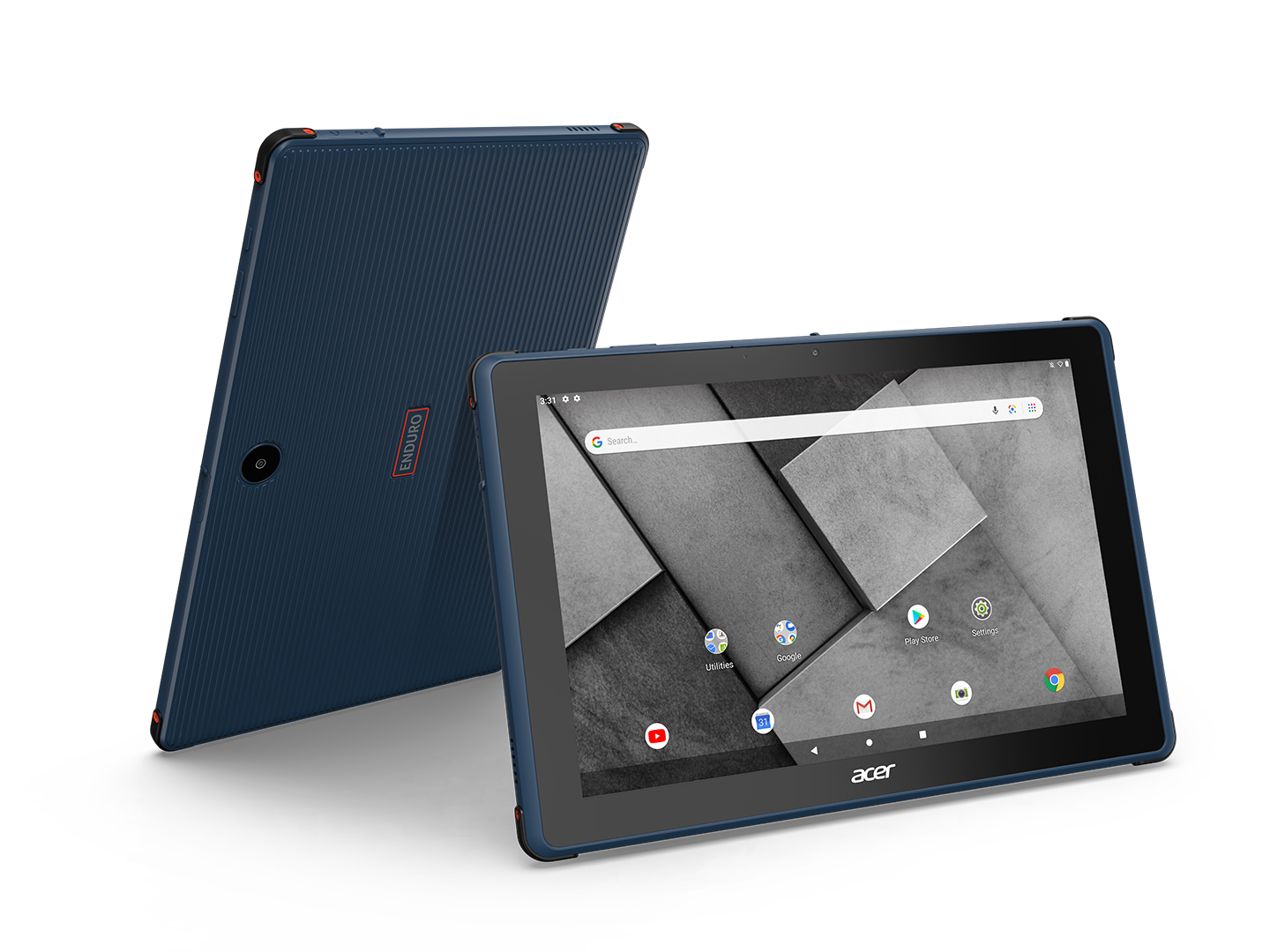 ENDURO Urban T1 body Acer Reveals New Rugged Notebook And Tablet