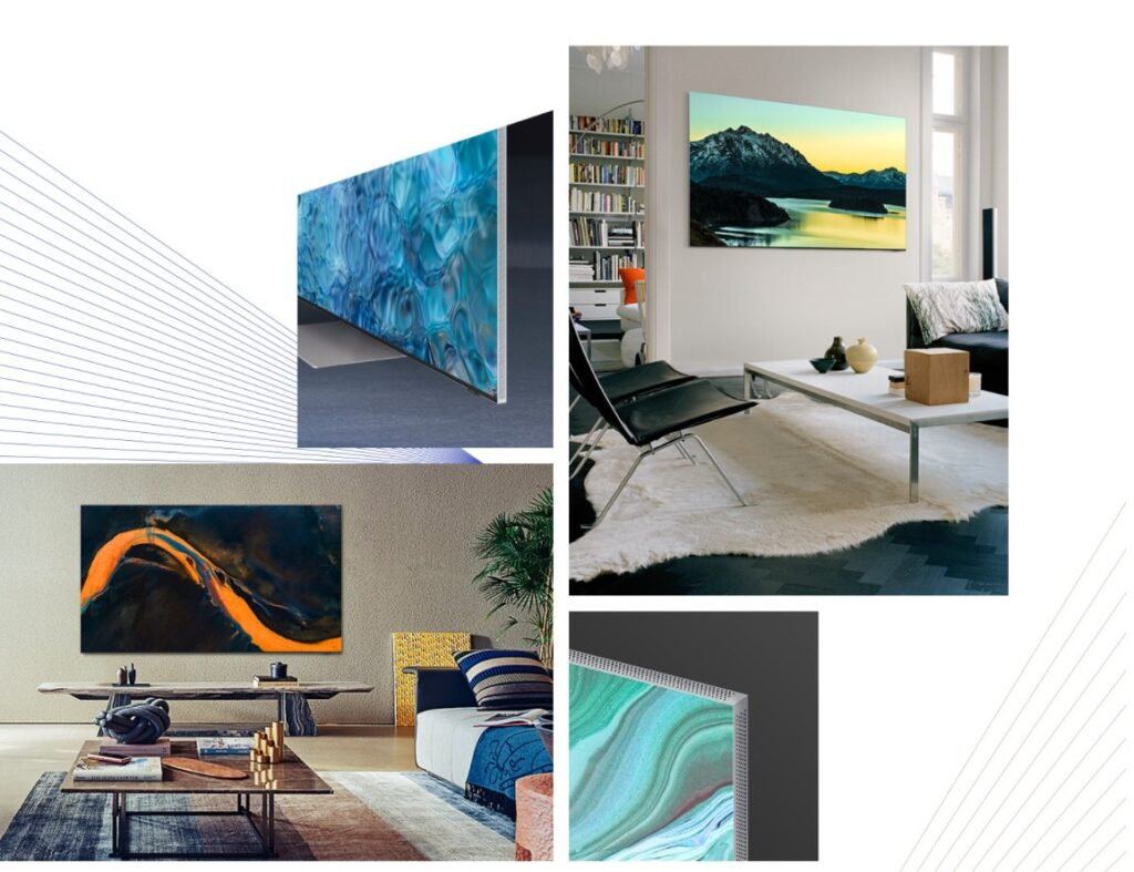 Samsung NeoQLED 7 1024x787 REVIEW: Mini LED, New Sound System Samsung QLED TV Has It All