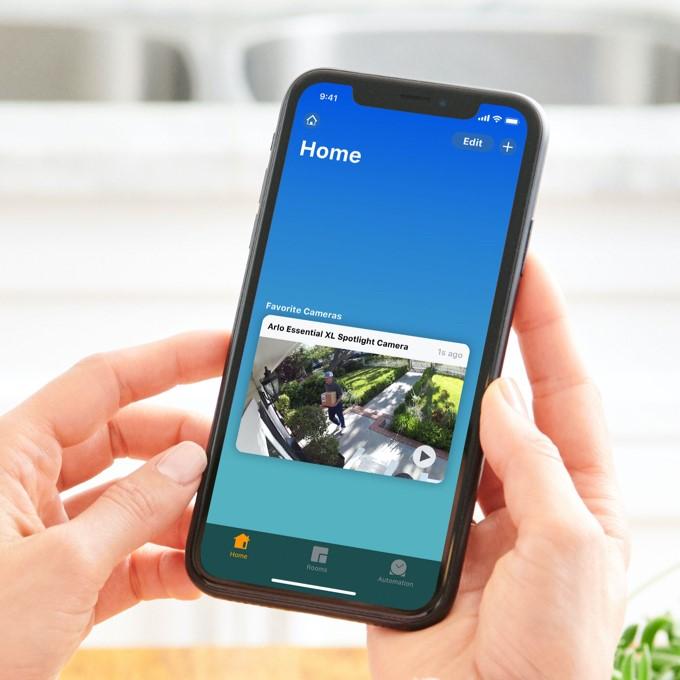 arlo apple home Arlo Brings Siri Support To Essential XL Camera