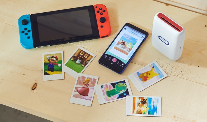 pikachu prnter 2 Thanks To Fujifilm, You Can Now Print Your Pokémon Snap Pics Out Of Pikachus Head