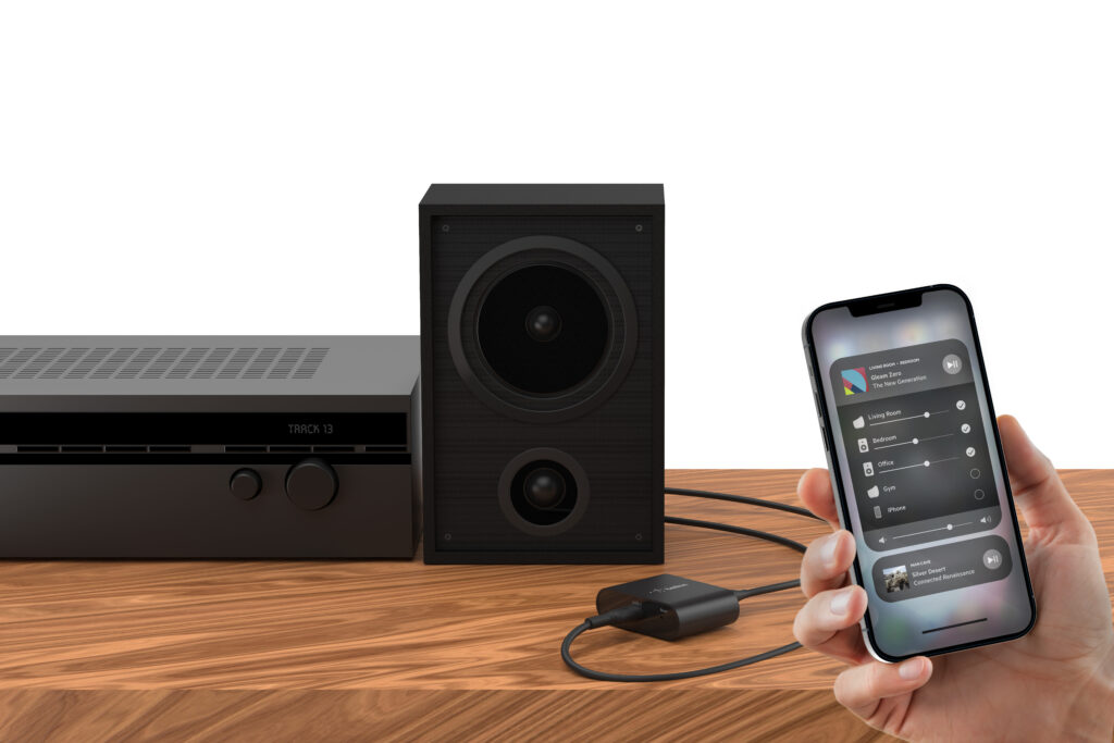 SOUNDFORM Connect 4 1024x683 Belkin Brings AirPlay To Traditional Speakers