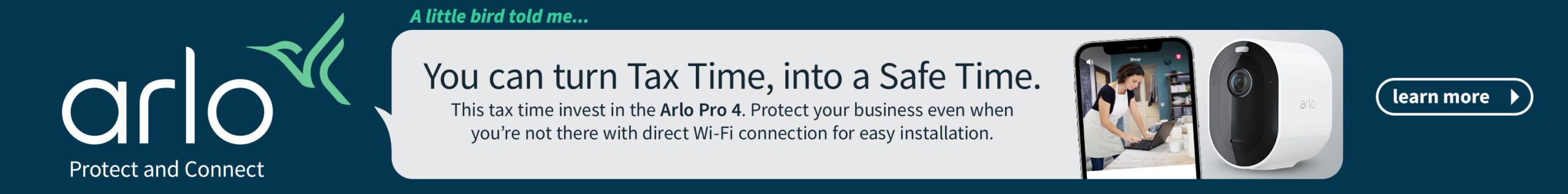 ARL0356 Arlo Pro 4 Tax Time Banner 728x90 V2 scaled PC Vendors Set To Move Into Smartphone Market