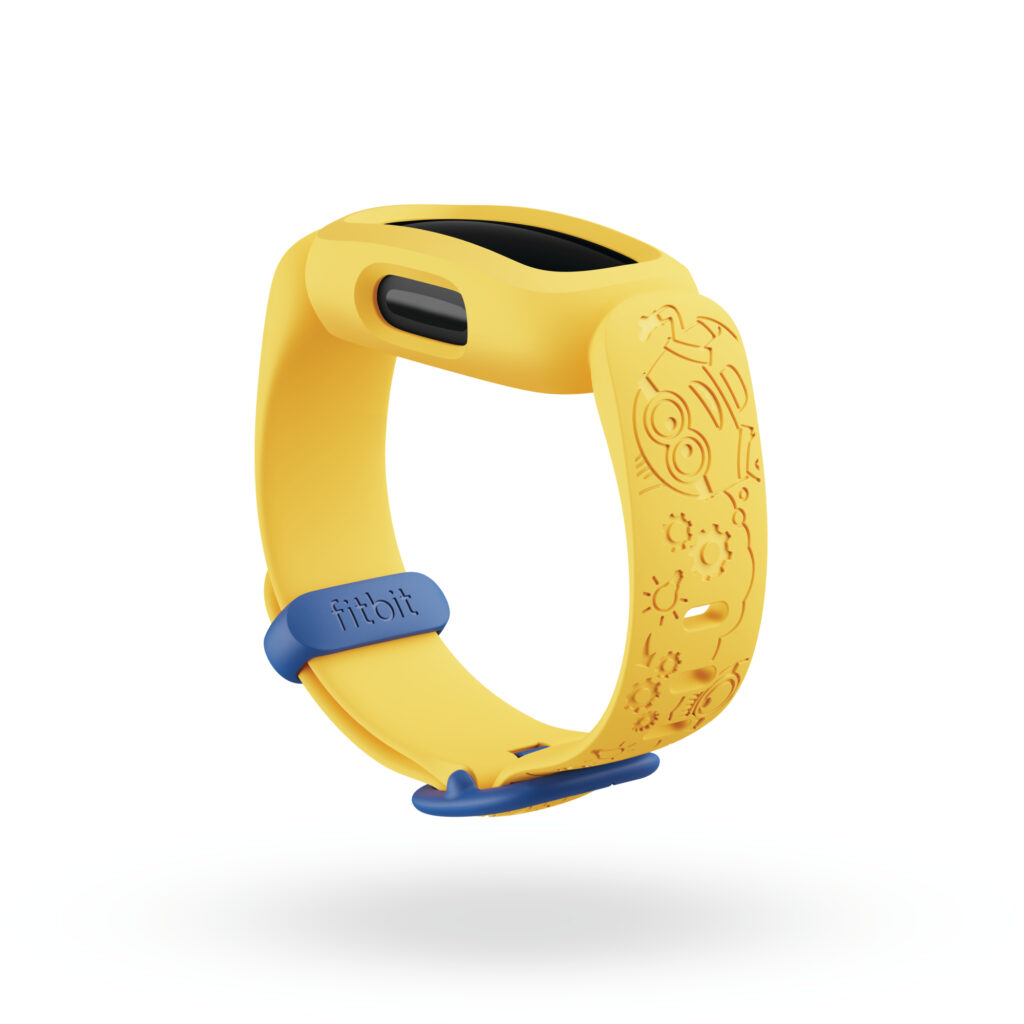 %name Minions Come To Fitbit With New Special Edition Kids Fitness Tracker