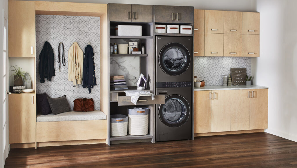 LG WashTower Lifestyle 6 1024x580 LGs All In One WashTower Available In Australia This Month