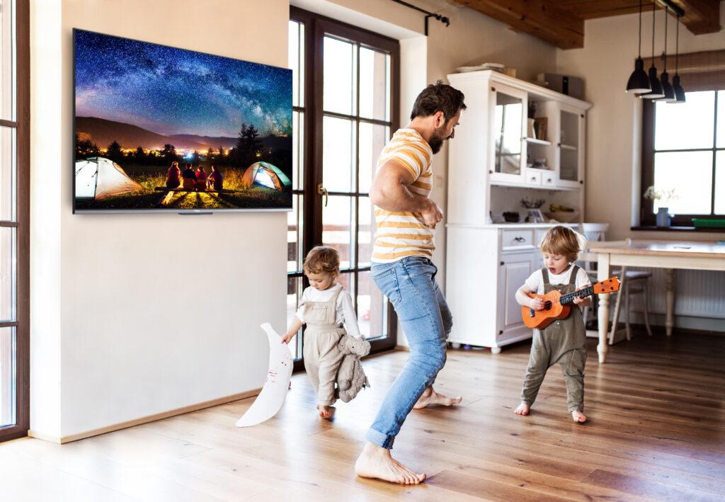 P725 lifestyle 1024x709 TCL Unveils 2021 TV Range