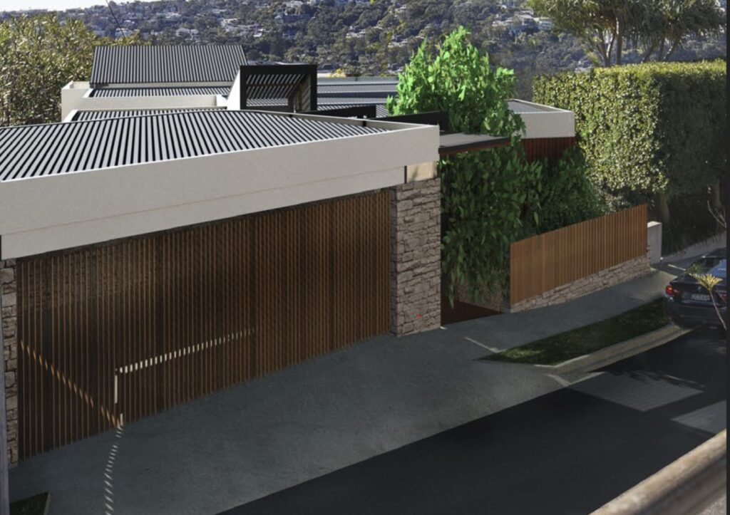 Garage Kirkoswald. 1024x723 Mosman Council Goes For Sneaky Re Zoning Change That Could Cost Residents Millions