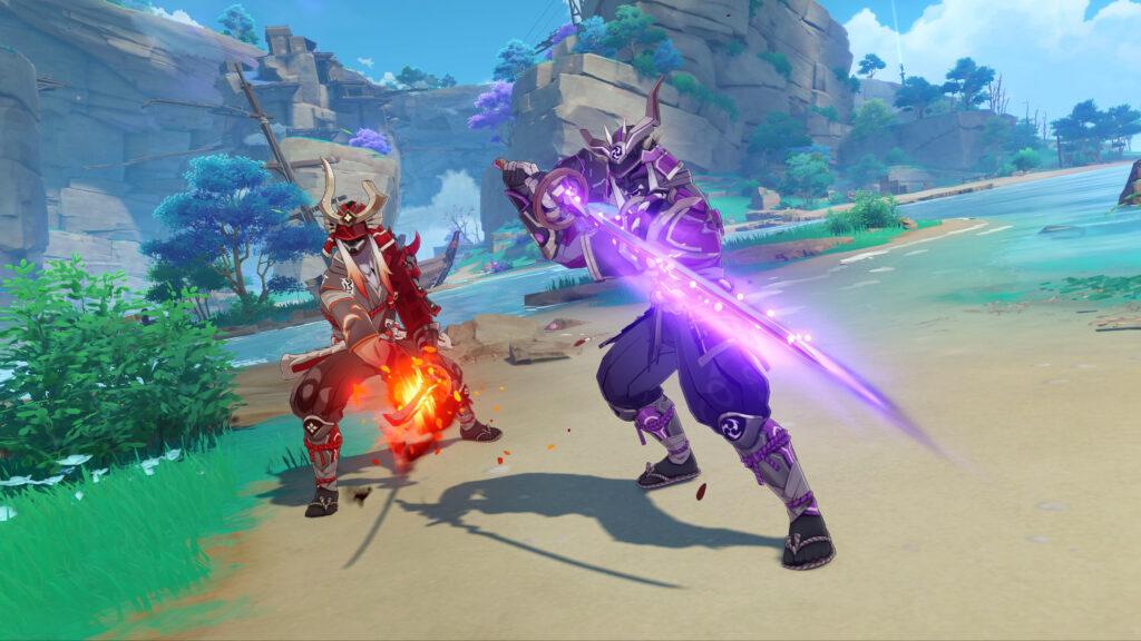 Image 9 1024x576 Sony Brings Star PlayStation Character To Genshin Impact