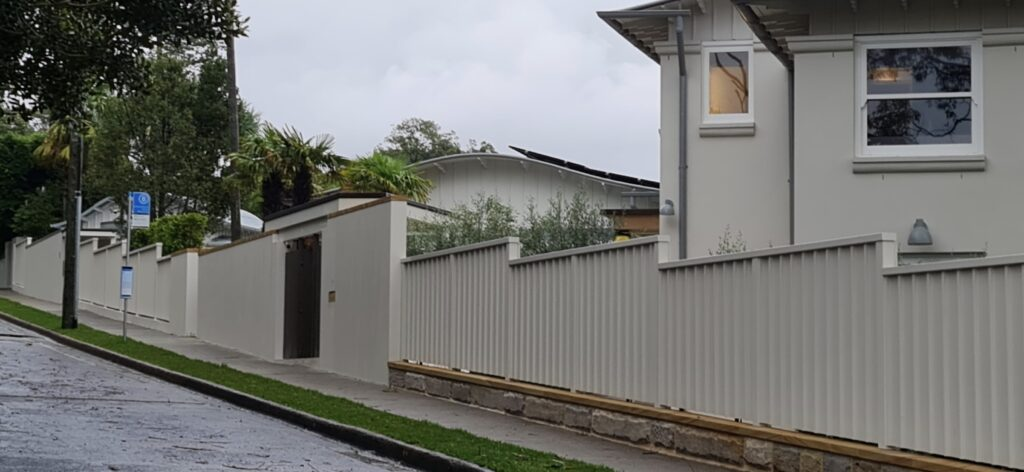 New Approved Streetscape  1024x472 Mosman Council Goes For Sneaky Re Zoning Change That Could Cost Residents Millions