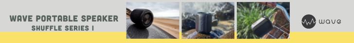 4SQM banner 728x90px Wave Shuffle l Stunning Full HD Panasonic Projector