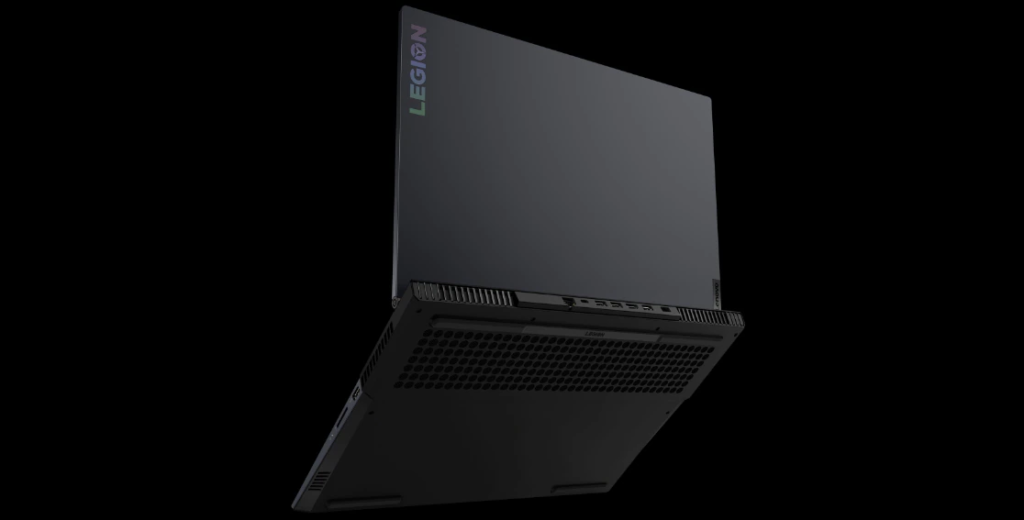 legion 5i back 1024x520 REVIEW: Lenovo Legion 5i – Stuck In The Middle With You