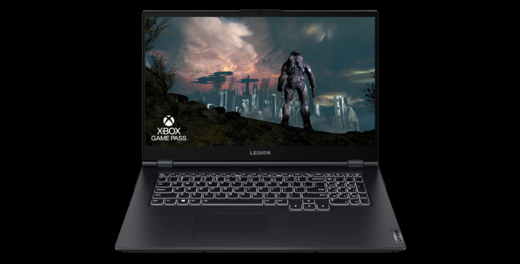 legion 5i front 1024x520 REVIEW: Lenovo Legion 5i – Stuck In The Middle With You