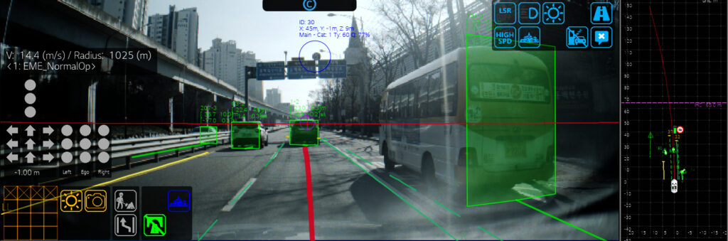LG ADAS 02 1024x339 LG And Mercedes Head To Safer Roads