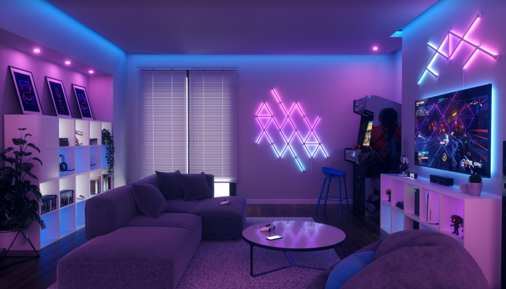 Screen Shot 2021 10 15 at 12.04.52 pm Nanoleaf Lines Will Light Any Gaming Den