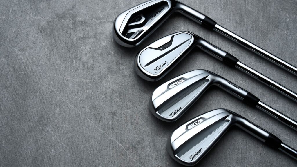 TitleistT Clubs 1024x576 Titleist Golf Clubs Are Packed With Technology, So Im Told